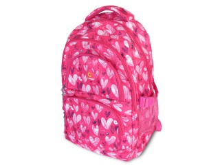 Ranac za školu Gigabags, pink (133229)